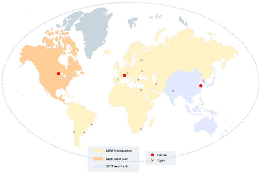 Sert Metal MAP