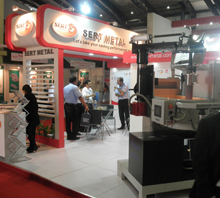SERT METAL BOOTH B26