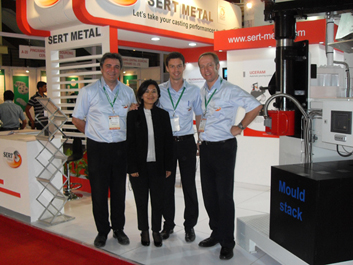 SERT METAL TEAM BOOTH B26