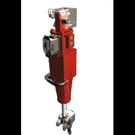 DEM electric servo-actuator