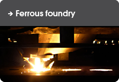 For Ferrous foundry